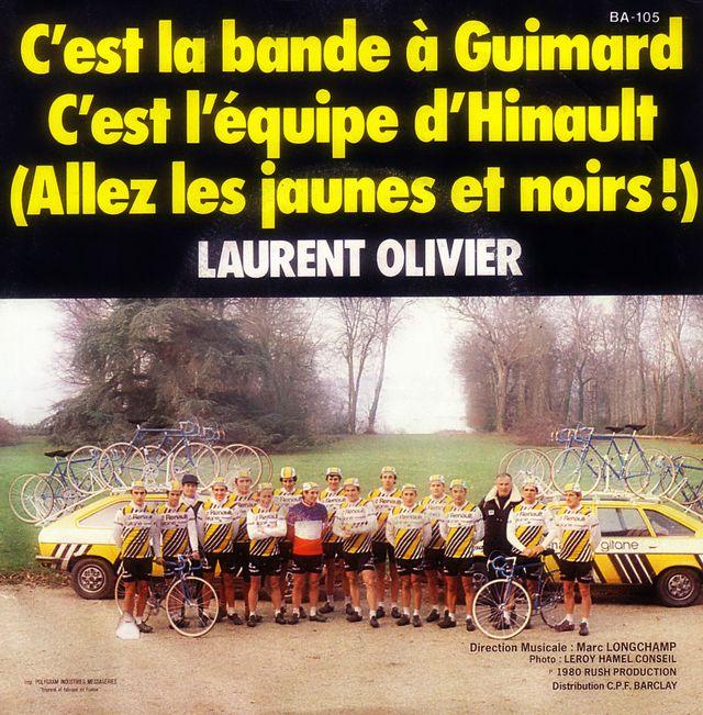 Marche officielle du Tour de France 1983
