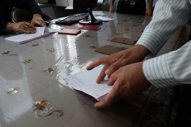 Ouverture des bureaux de vote en Iran