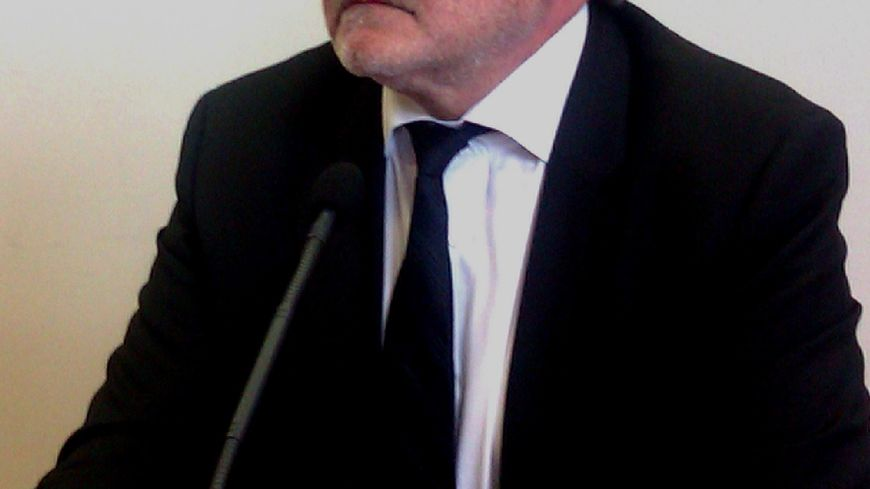 Henri Legarda, le président du Mans FC