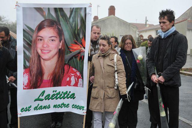 Marche silencieuse en mémoire de Laetitia Perrais