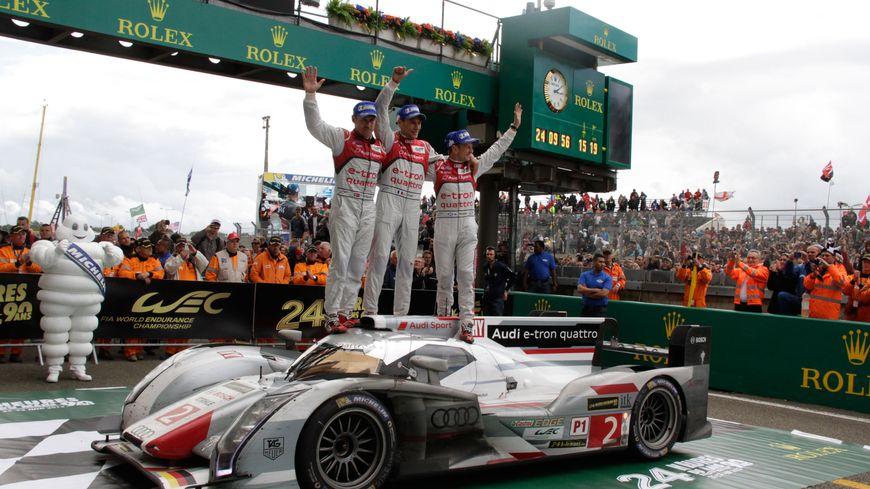 Une douzième victoire d'Audi sur les 24H du Mans