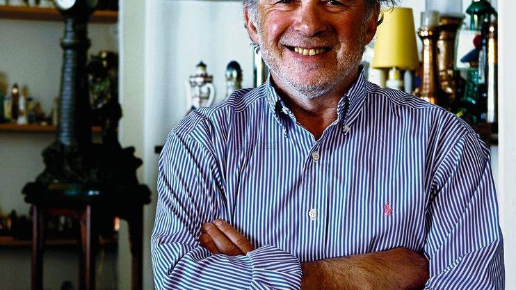 Bernard Rubinstein dit Rubi, marin et chineur invétéré
