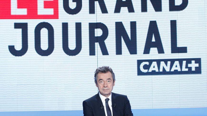 Michel Denisot a présenté le Grand Journal de Canal + pendant 9 ans