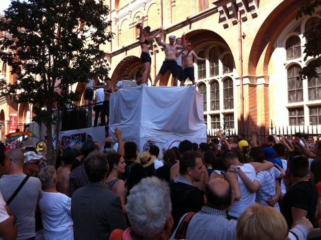 gay pride Toulouse