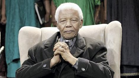 Nelson Mandela avait été hospitalisé pour la dernière fois fin mars début avril, pendant dix jours