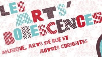 En direct du festival Les arts'borescences