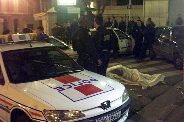 Criminalité à Marseille
