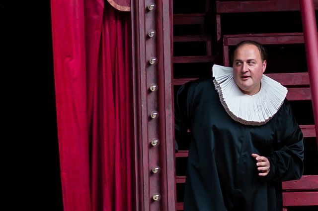 George Gagnidze, dans Rigoletto