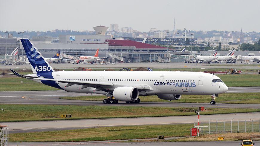 L'airbus A350