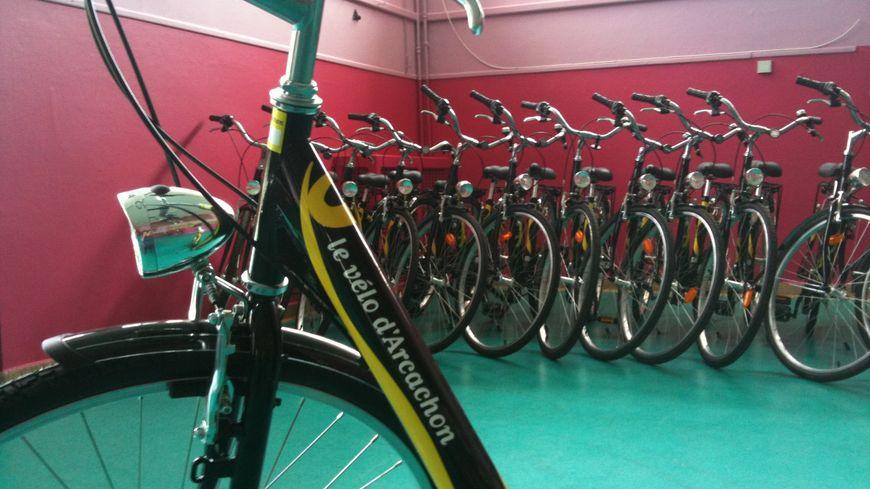 Un vélo aux couleurs de la ville