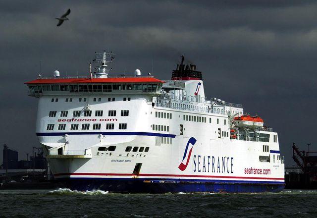 Ferry Seafrance, racheté par Eurotunnel