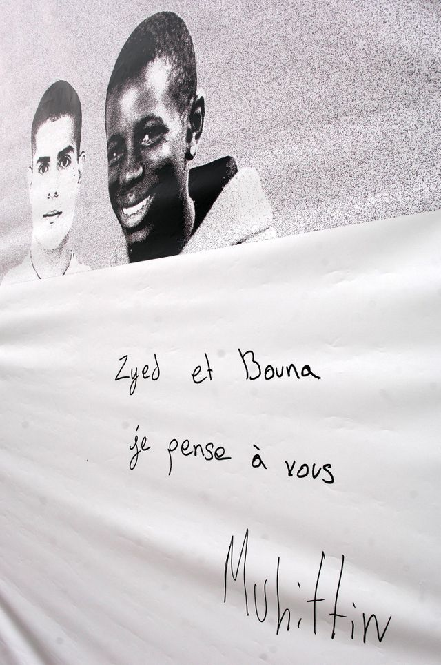 Zyed et Bouna (Clichy-sous-Bois)