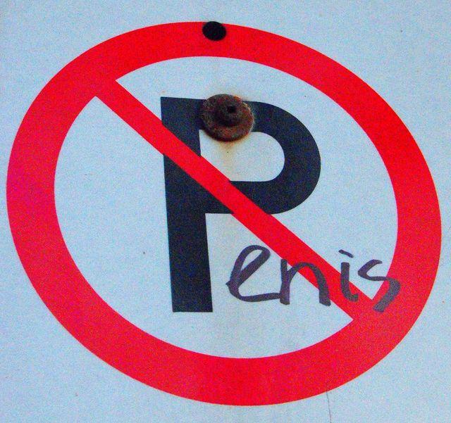 Pas de pénis (No penis)
