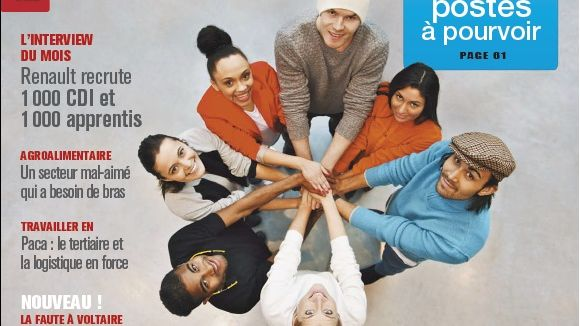 France Bleu et Rebondir partenaires pour l'emploi