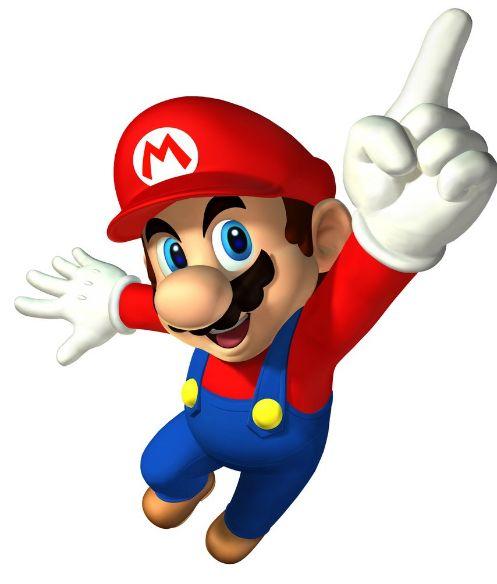 Mario (capture d'écran)