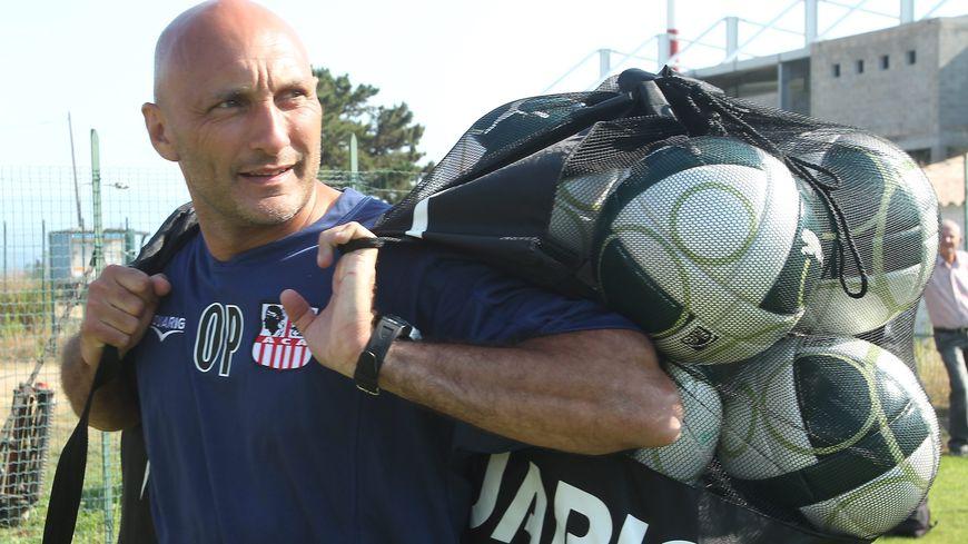 Olivier Pantaloni.