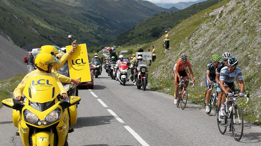 Tour de France : l'ascension de l'Alpe d'Huez