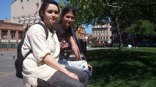 Vu d'ici: samedi, Eloïse et Zoé se diront oui devant le maire de Toulouse