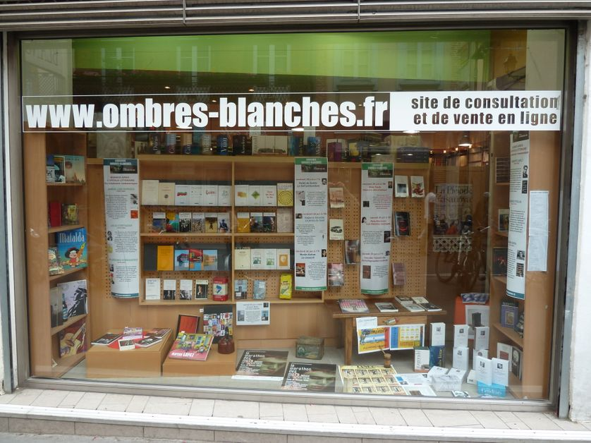 Librairie Ombres Blanches à Toulouse