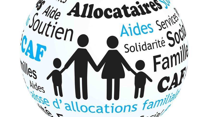 Allocations familiales CAF aides famille aide