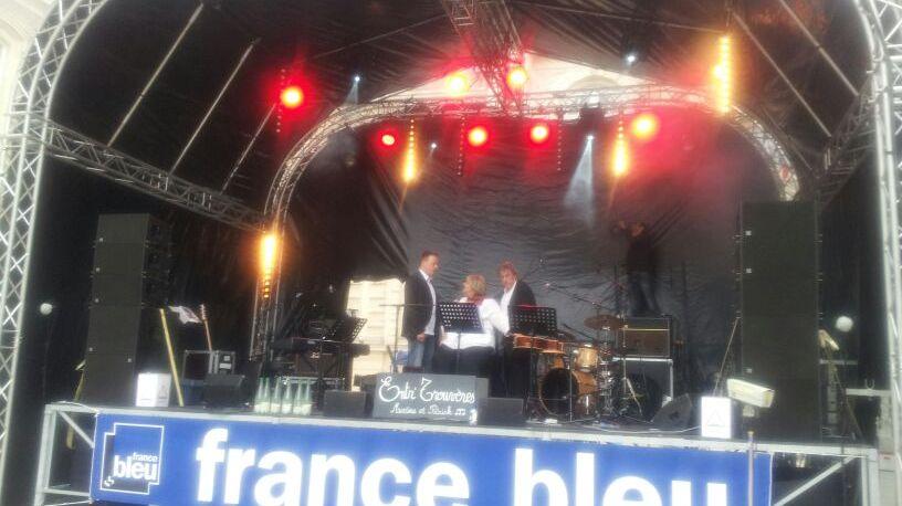 La fête de la musique à Amiens