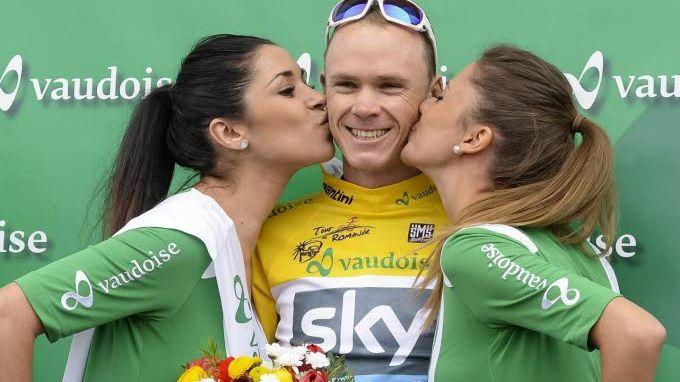 Vainqueur du Critérium du Dauphiné, Christopher Froome espère revêtir la même couleur de maillot lors du prochain Tour de France