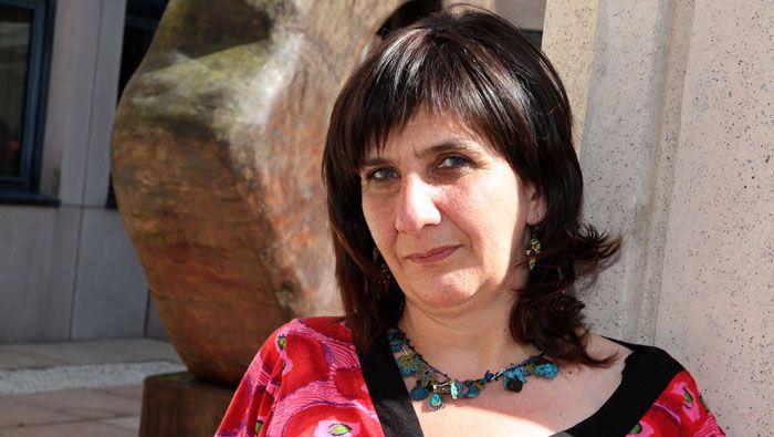 La réalisatrice Manuela Frésil