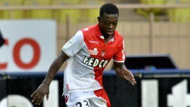 Nampalys Mendy, de l'AS Monaco, rejoint l'OGC Nice