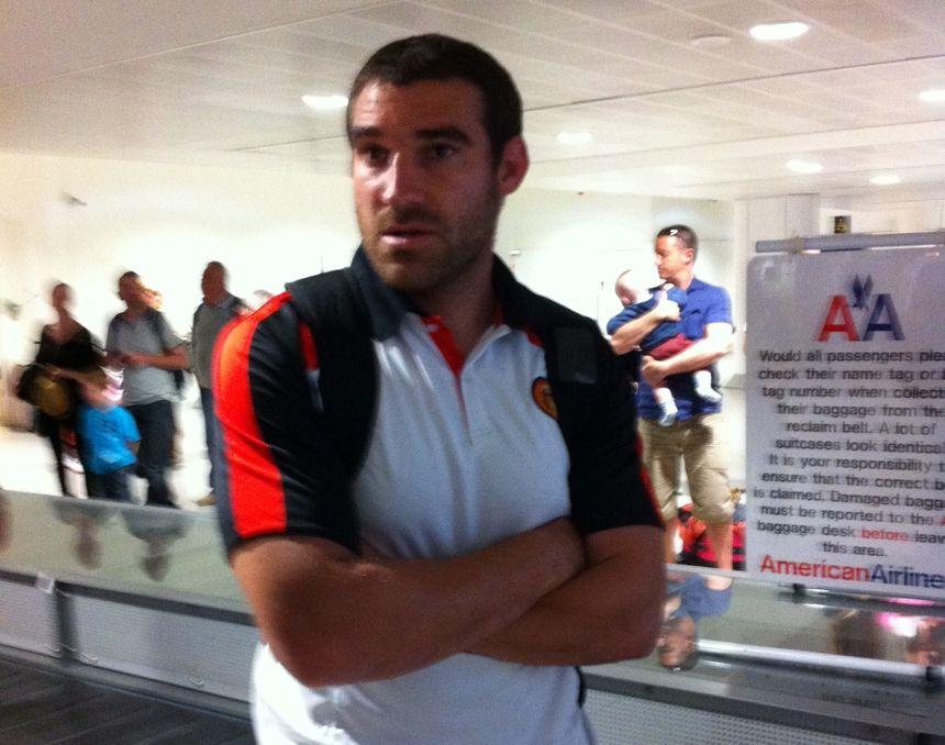Thomas Bosc, arrière des Dragons Catalans