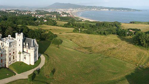 Château obervatoire Abbadia