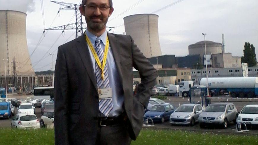 Guy Catrix Directeur de la centrale nucléaire de Cattenom