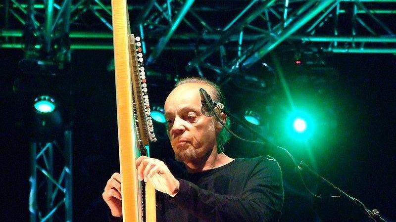 Alan Stivell en live à Nuremberg, 2007
