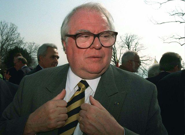 Pierre Mauroy en 2004