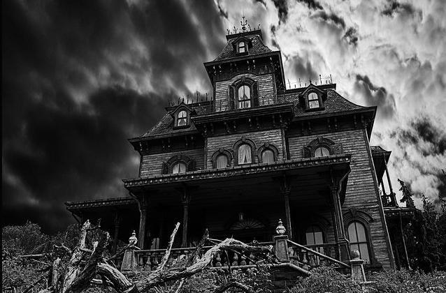 La maison hanté de Disney