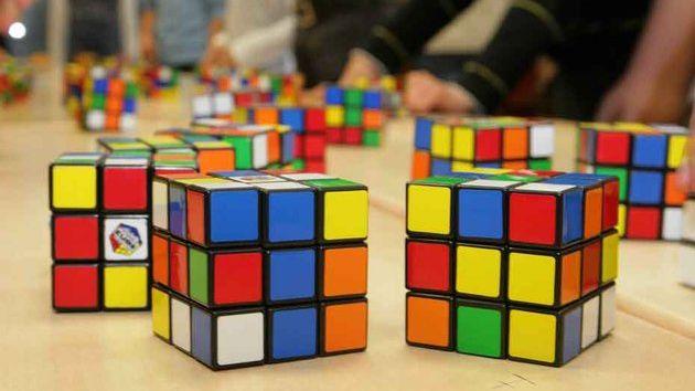 Le Rubik's Cube, le célèbre casse-tête