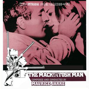 Pochettede la BO The MacKintosh Man, John Huston, 1973
