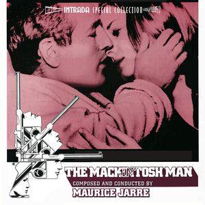 Pochettede la BO The MacKintosh Man, John Huston, 1973