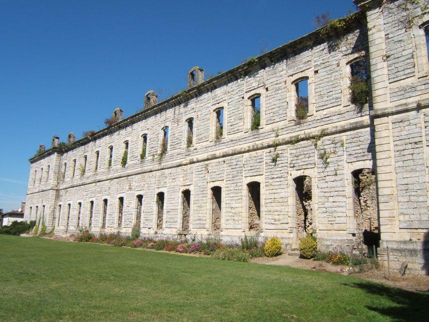 Monastère de Sorbe de l'Abbaye