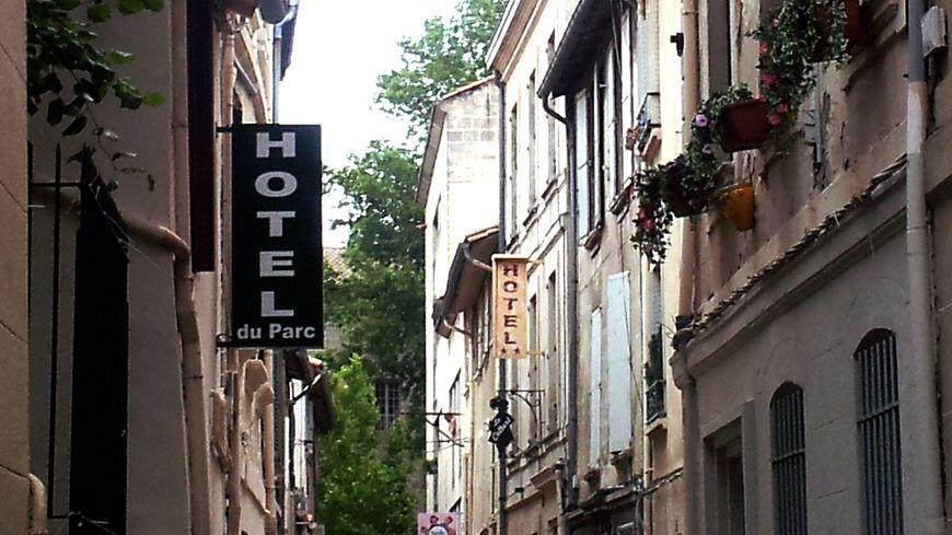 Hôtels à Avignon