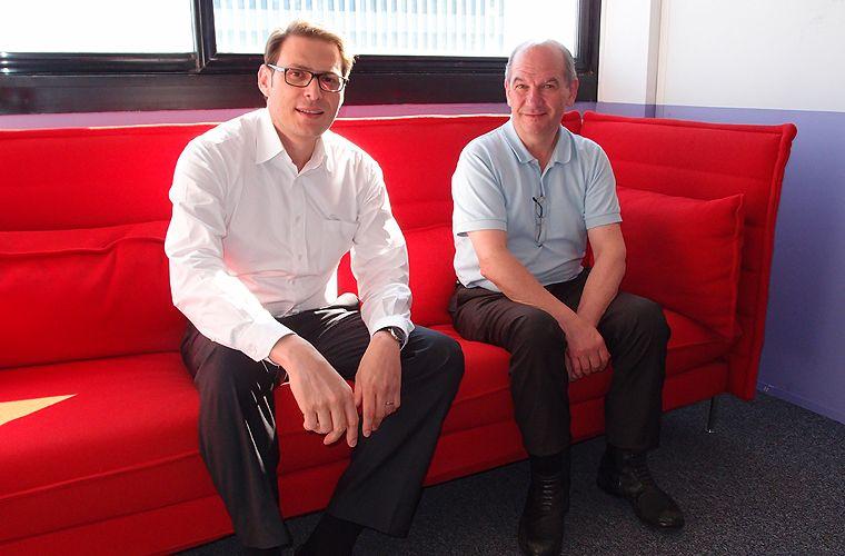 Grégory Katz et Marc Peschanski
