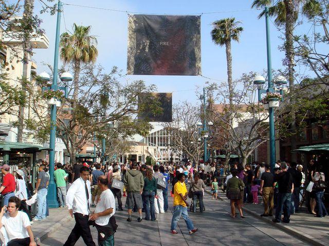 Troisième rue, Santa Monica