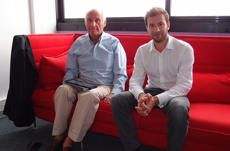 Jean-Marc Sylvestre et Mathieu Plane