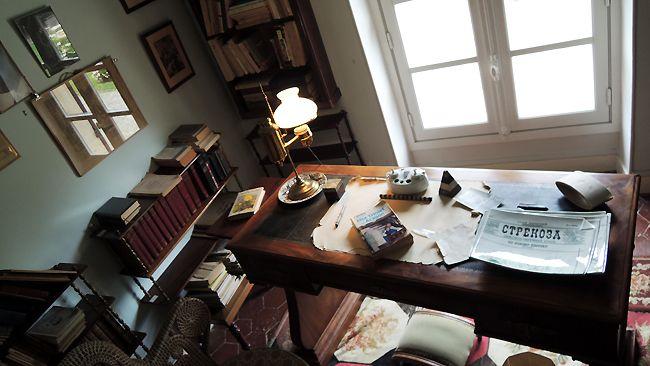 Maison Aragon_Le bureau d'Elsa