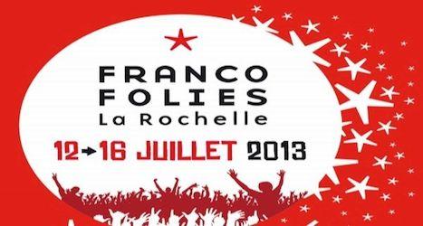 Les Francofolies 2013