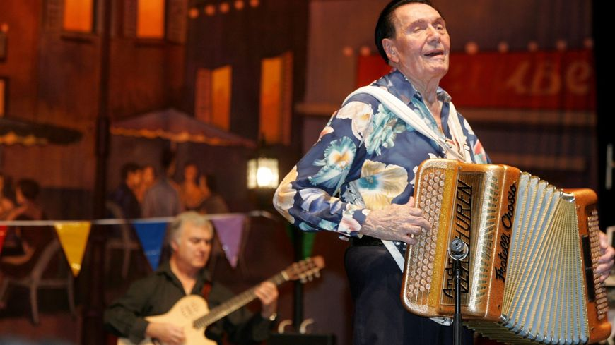 André Verchuren a continué les galas jusqu'en 2011