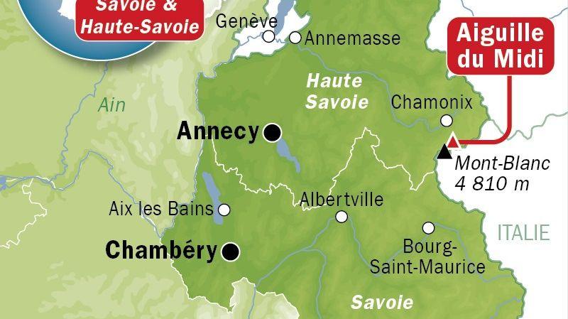 Pic de l'aiguille du Midi - Mont Blanc