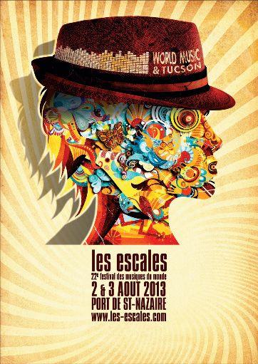 Festival Les Escales de Saint-Nazaire 2013