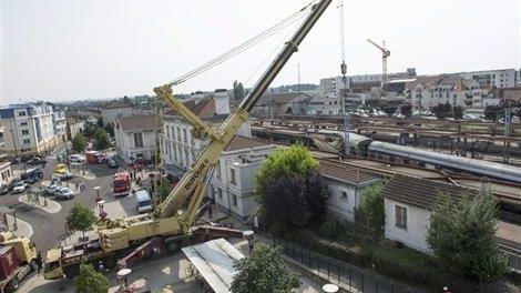Les travaux de rétablissement des équipements vont perturber le trafic jusqu'à la fin de la semaine