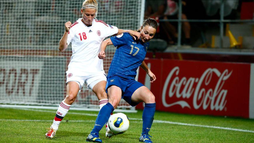 L'équipe de France n'a égalisé que 40 minutes après l'ouverture du score par le Danemark