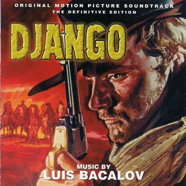 Pochette BO Django, Sergio Corbucci, 1966